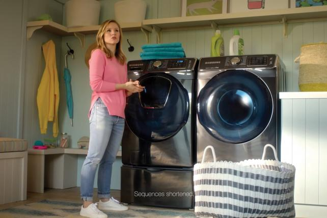 How Marketers Are Making a Splash With Washing Machines