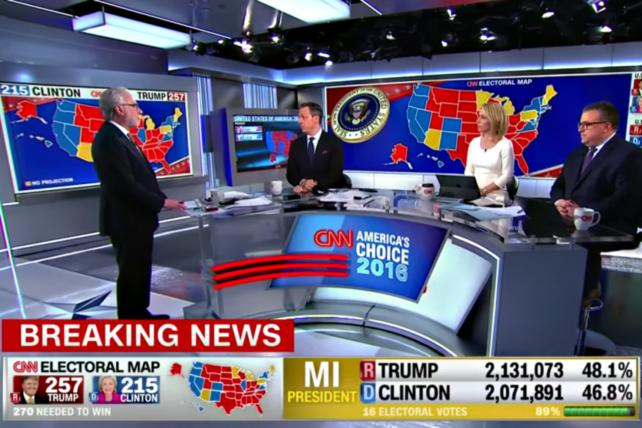 71.4 Million Viewers Gutted Out Election Night