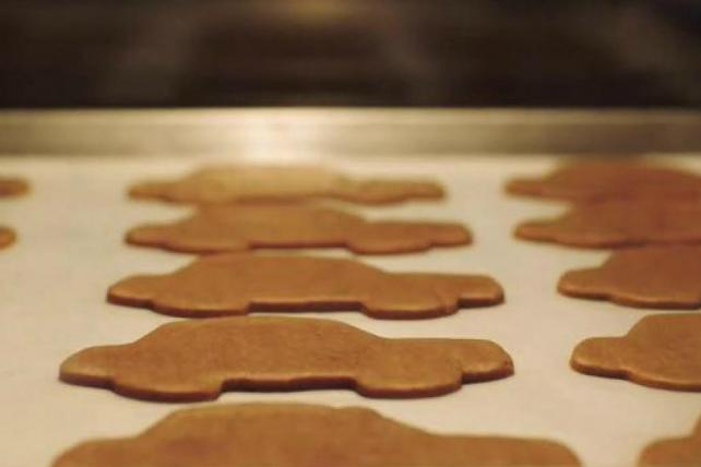Last Night's Ads: Christopher Walken Talks About Car-Shaped Cookies for Kia