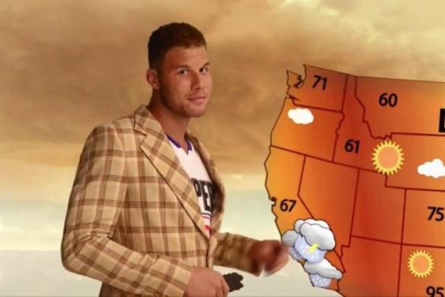 Last Night's New Ads: Blake Griffin Is in the Zone Again for Kia