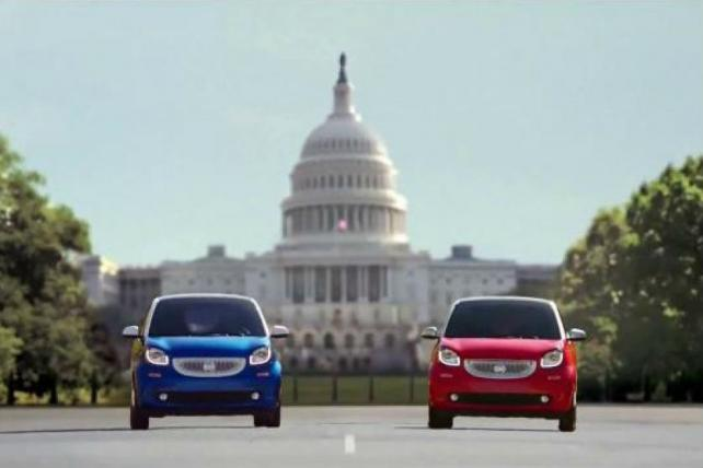 These Smart Cars Make U-Turns 'Quicker Than a Politician'