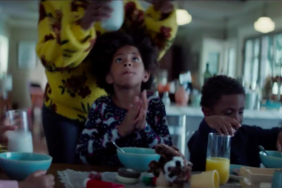With back-to-school in full swing, VW captures the beautiful chaos of family life