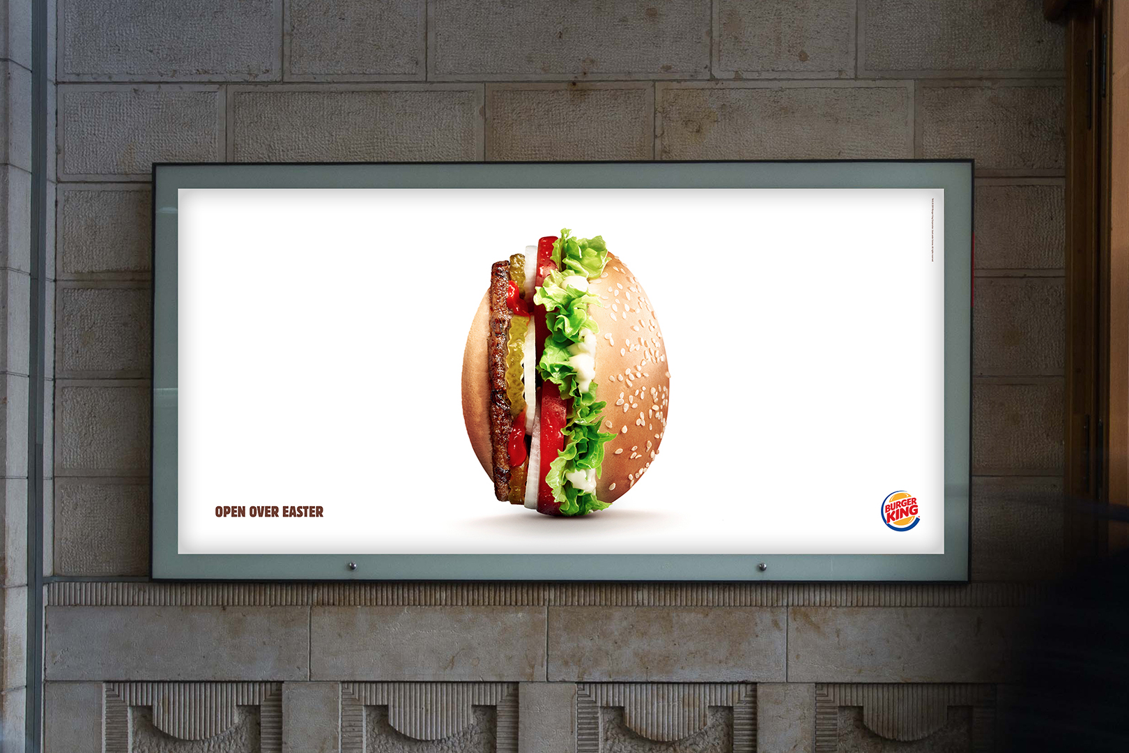 Agency Brief: Easter Burgers, bathwater and Ad Age news