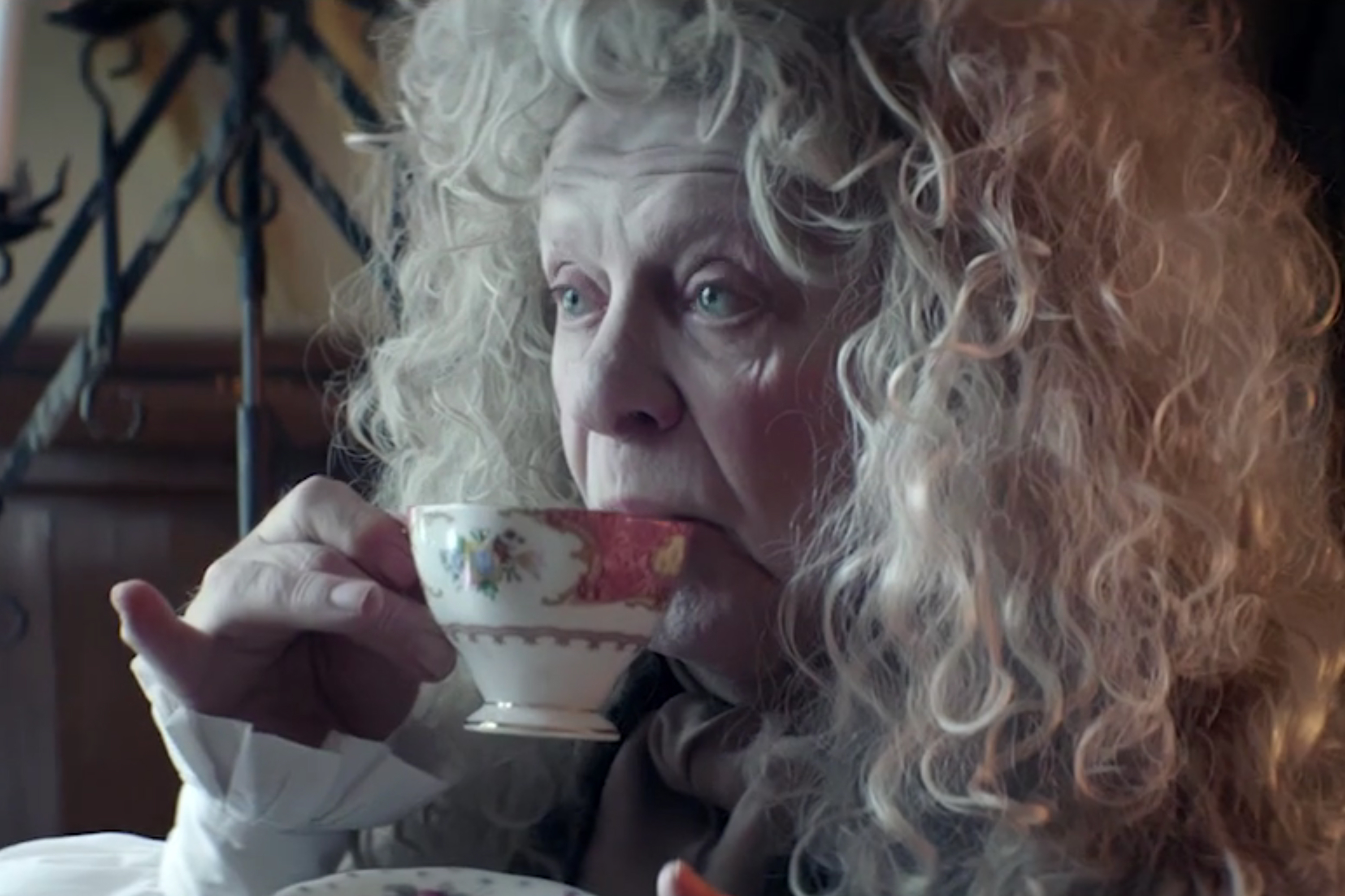 Twinings North America has a modern humor take on its founder's tea shop in a new campaign.