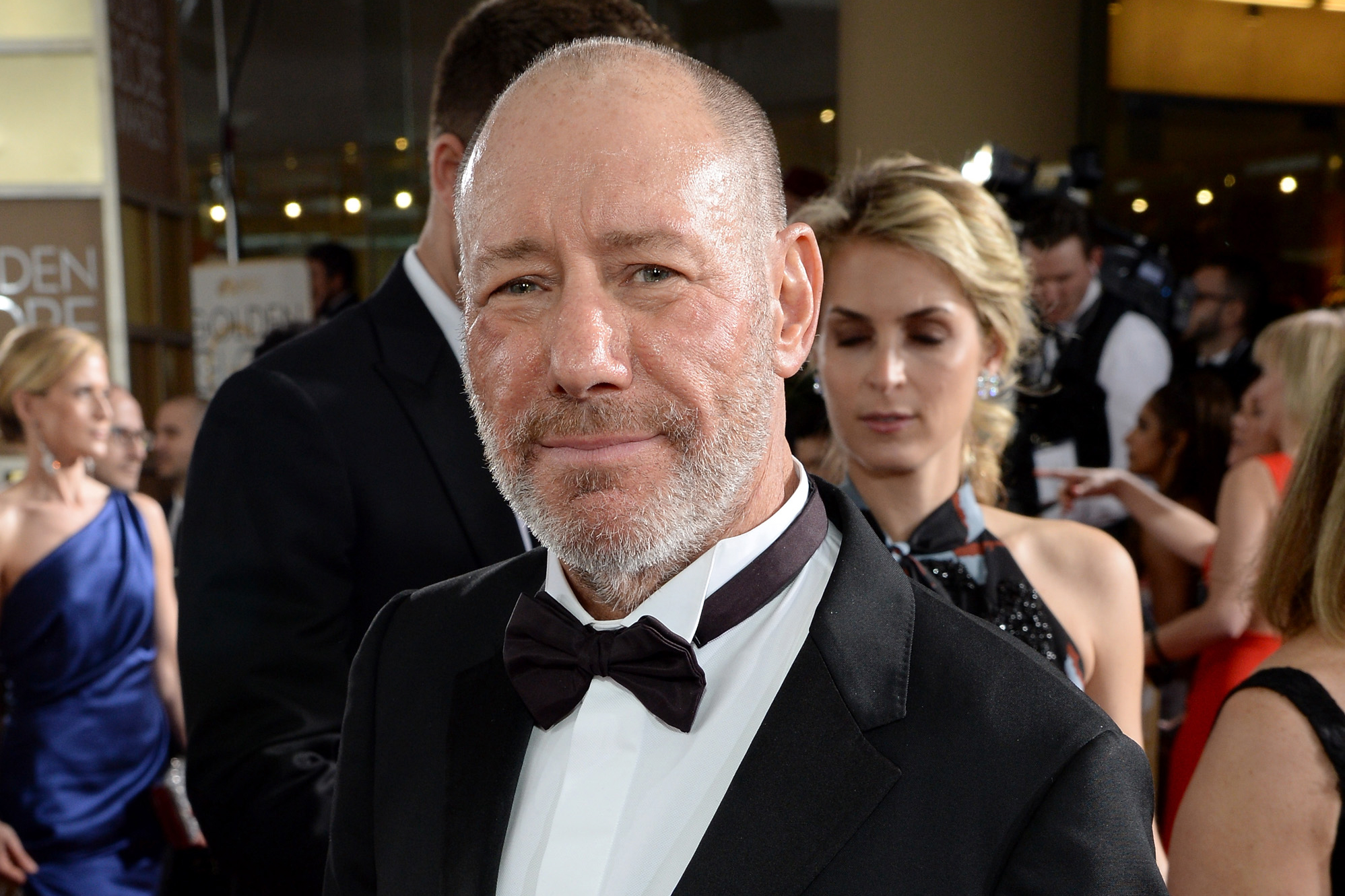 The ad industry says farewell to Steve Golin.