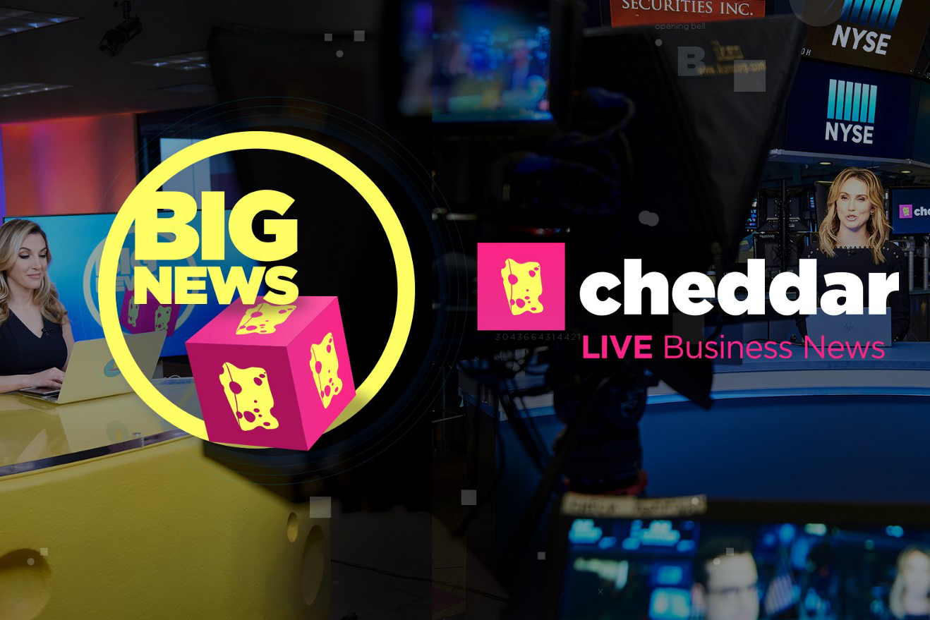 Altice USA $200M acquisition of Cheddar will scale the streaming service's ad inventory.