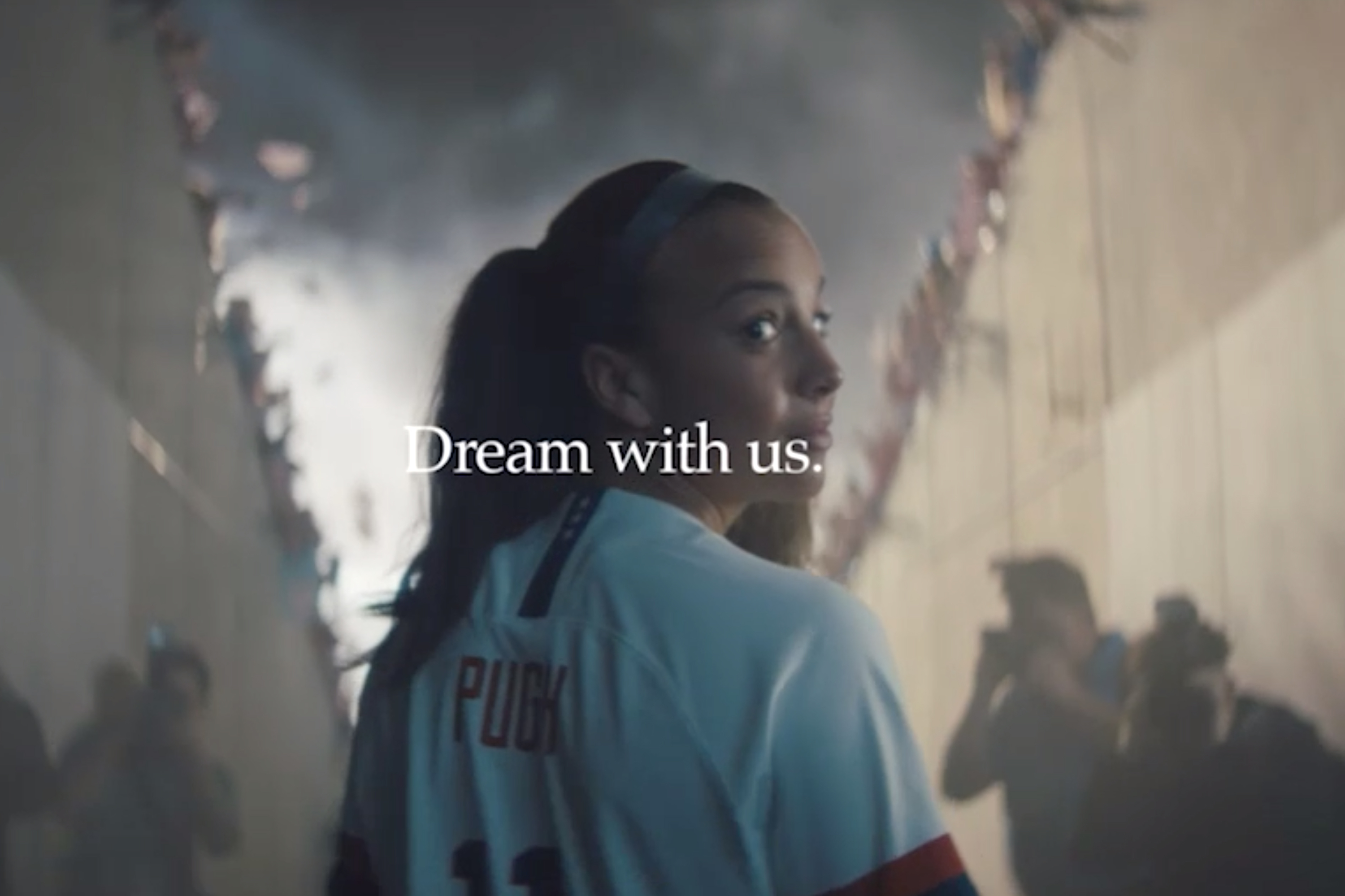 Nike features U.S. soccer women's national team in latest addition to social justice spots
