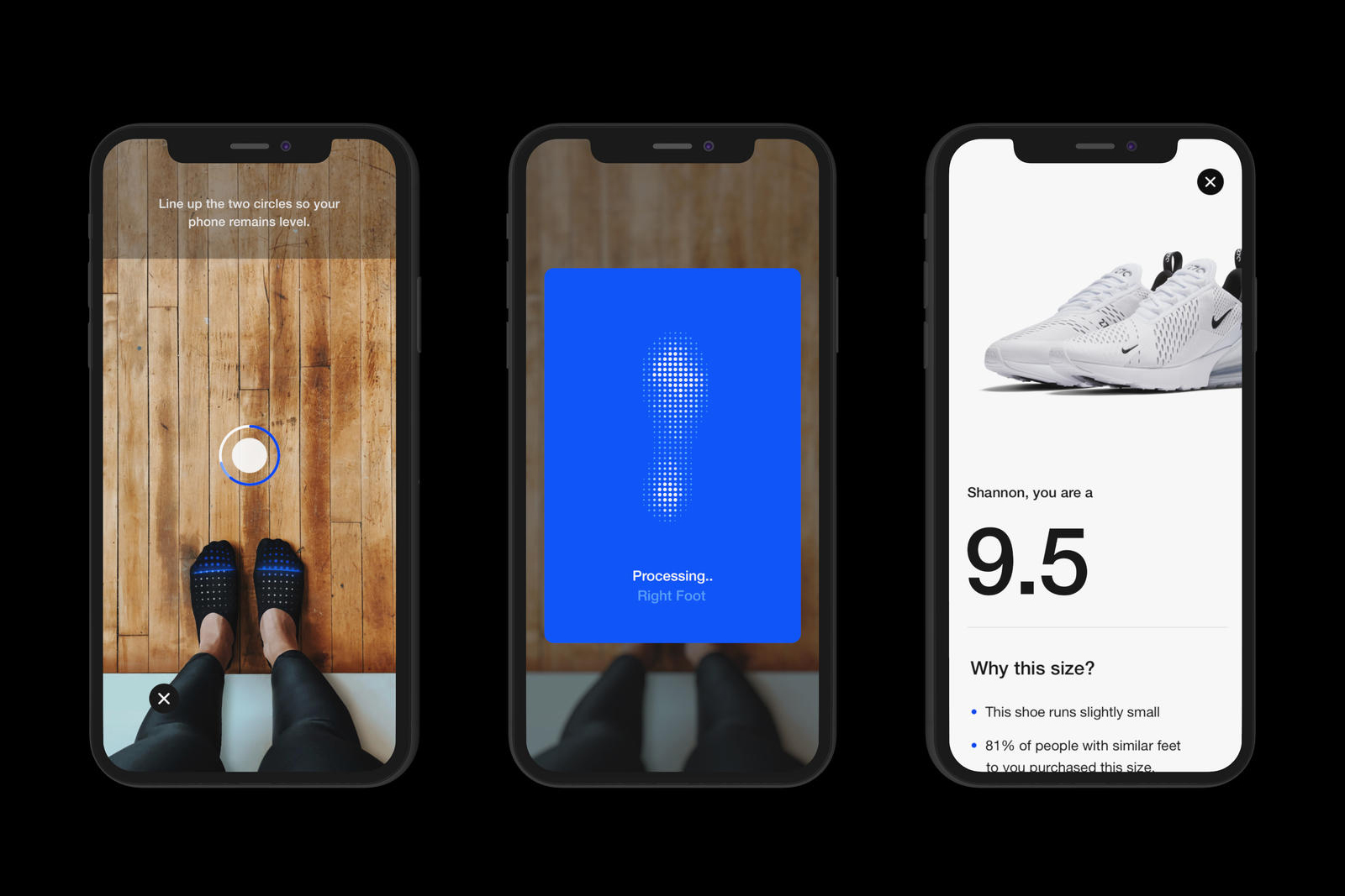 Nike uses app to quell sneaker returns
