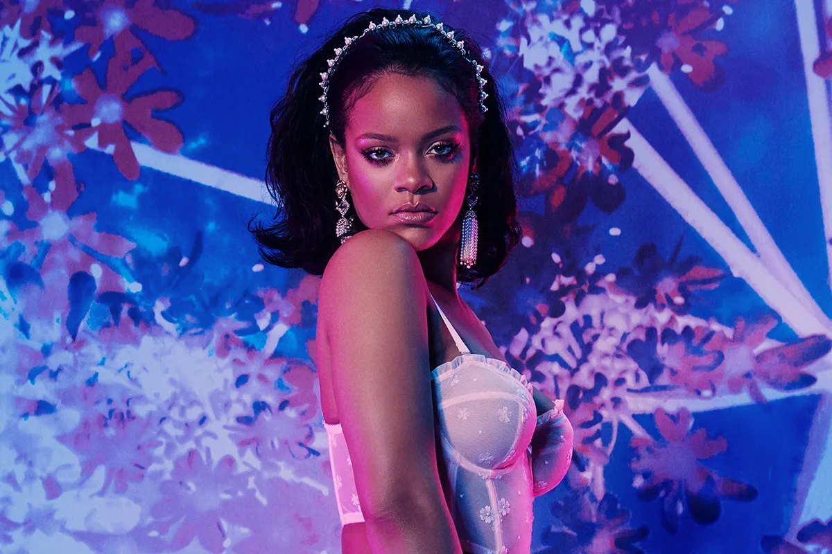 Rihanna teams with LVMH on luxury fashion label