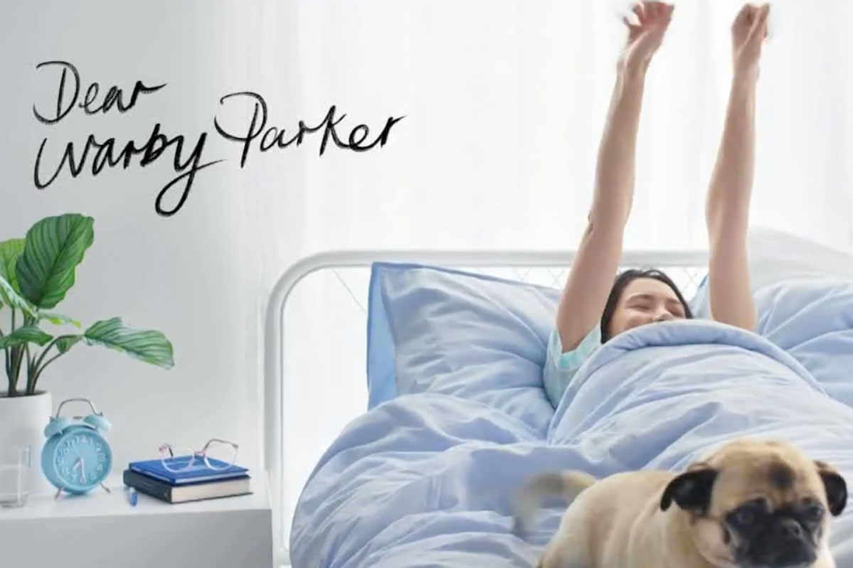 Watch the newest commercials on TV from Warby Parker, Kroger, Charles Schwab and more
