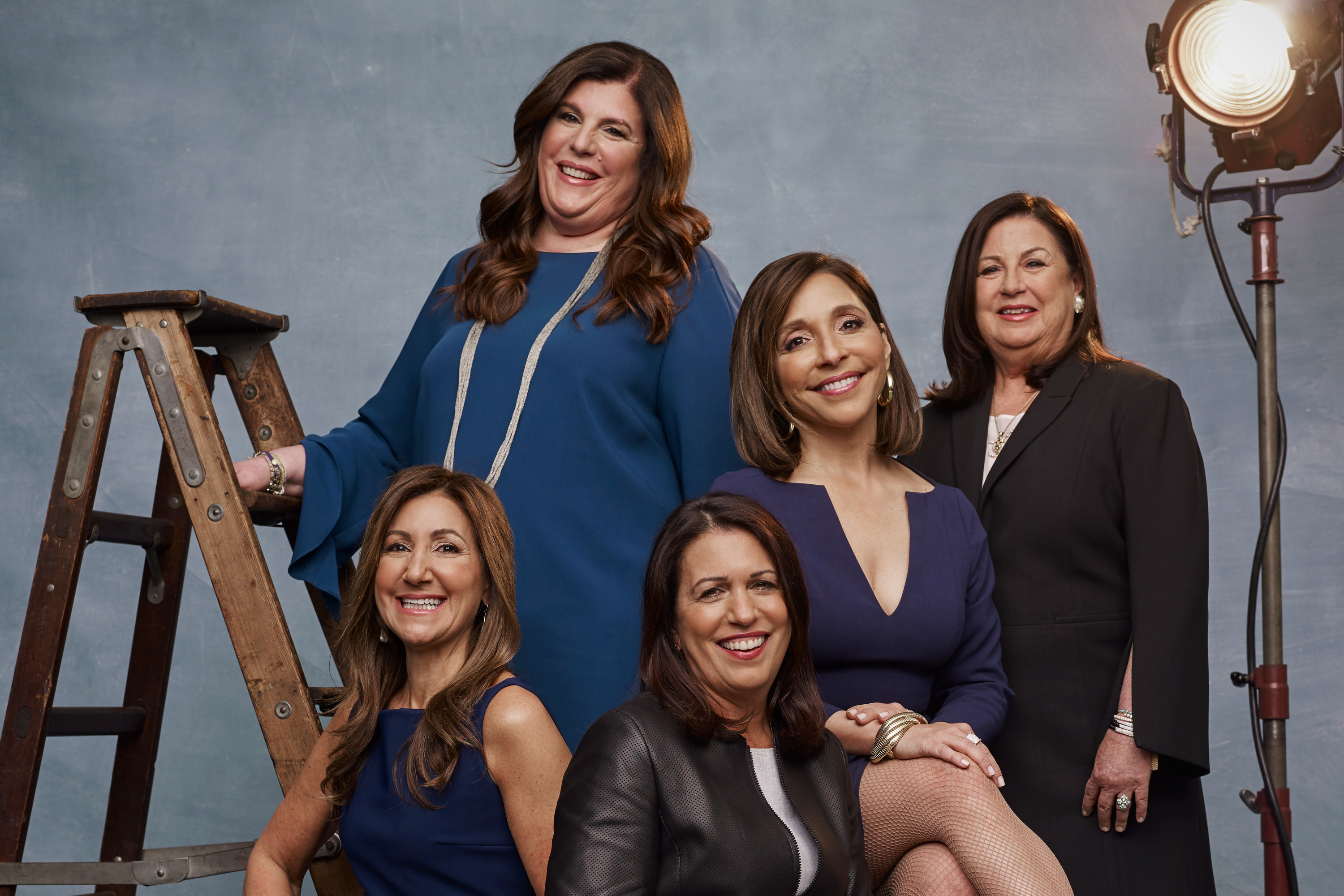 Linda Yaccarino, Donna Speciale, Marianne Gambelli, Jo Ann Ross and Rita Ferro on how they rule network TV ad sales