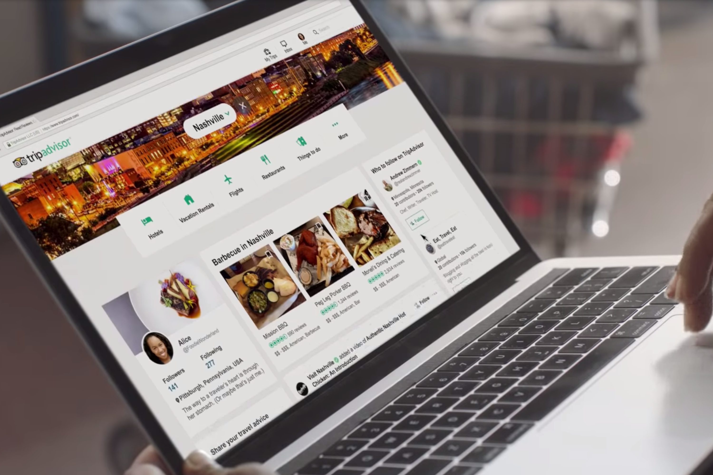 TripAdvisor prepares to woo advertisers outside travel and hospitality
