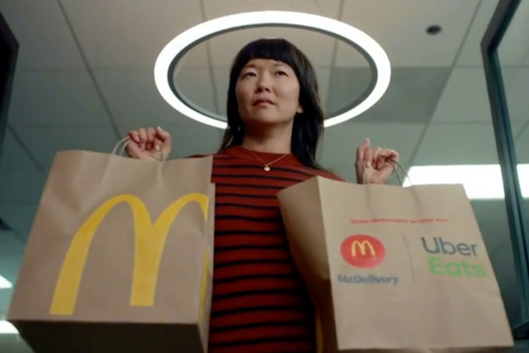 Watch the newest commercials on TV from McDonald's, H&M, Google Pixel and more