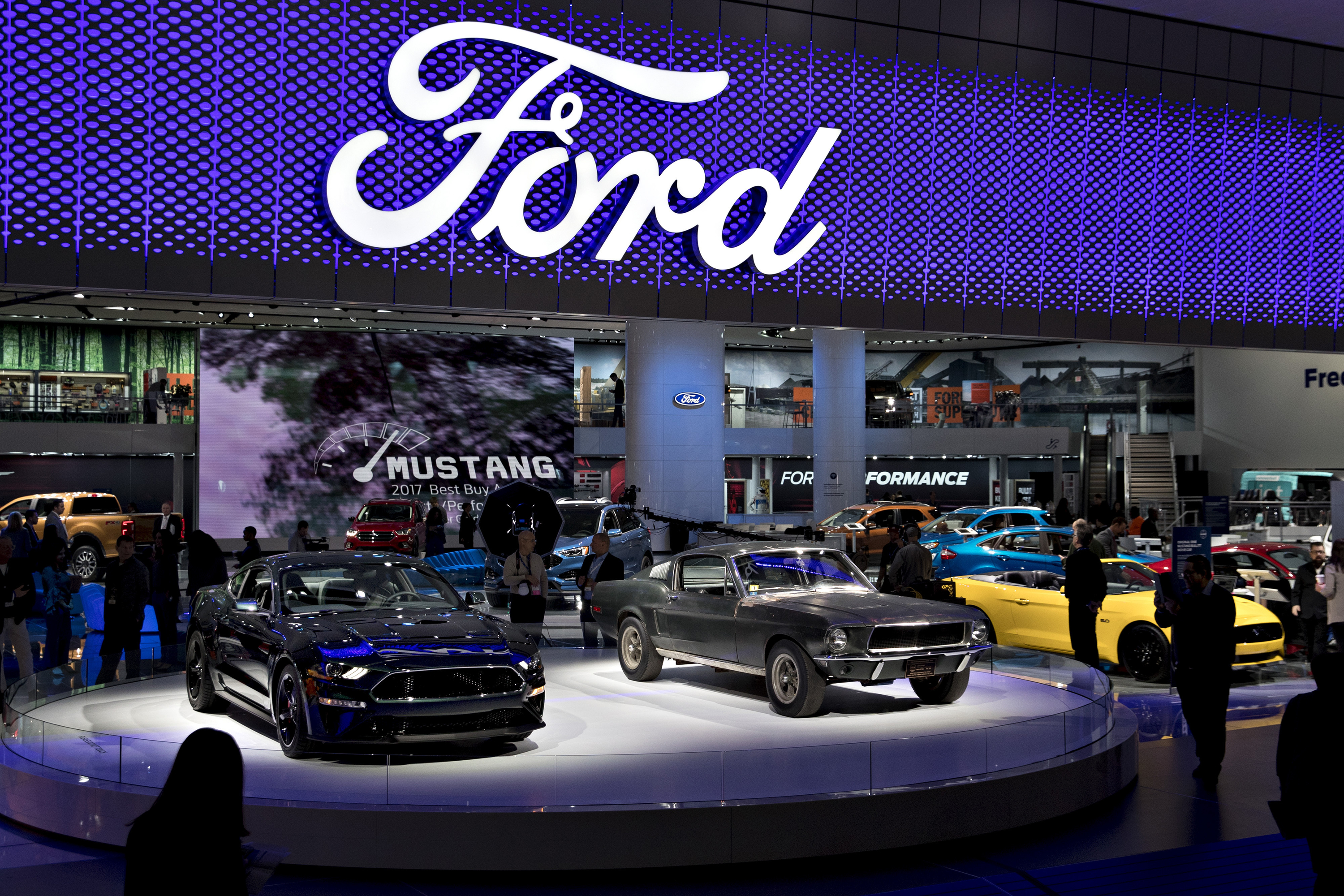 Ford to complete 7,000 salaried job cuts by September