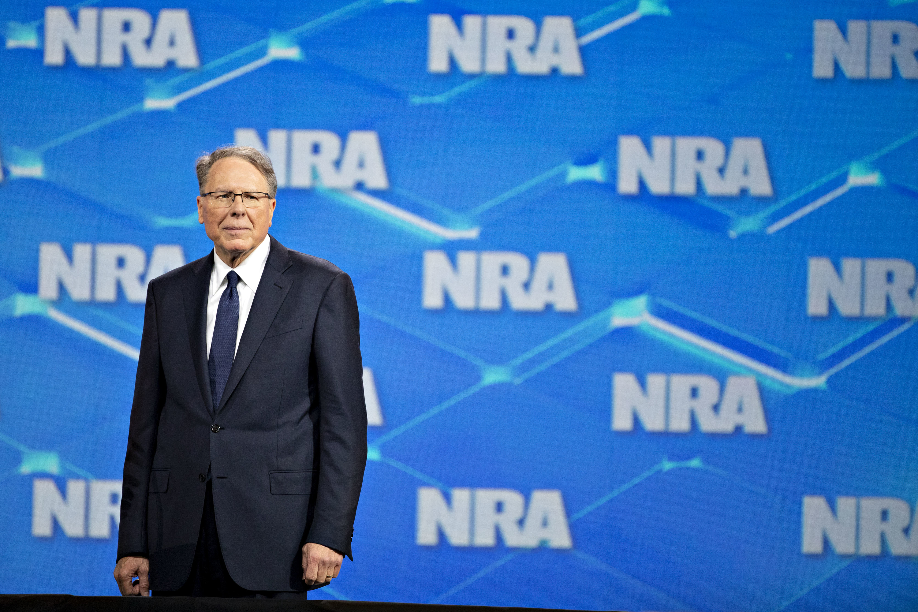 The NRA and its longtime agency, Ackerman McQueen, are suing each other: Wake-Up Call