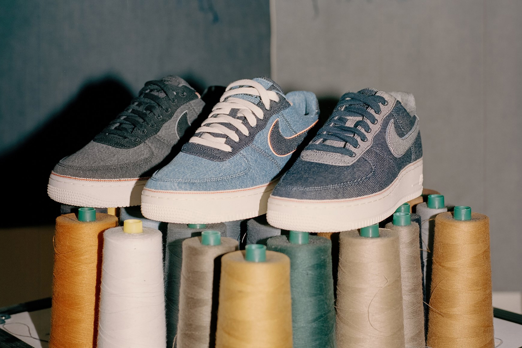 Why Nike picked this tiny atelier to make its denim shoe