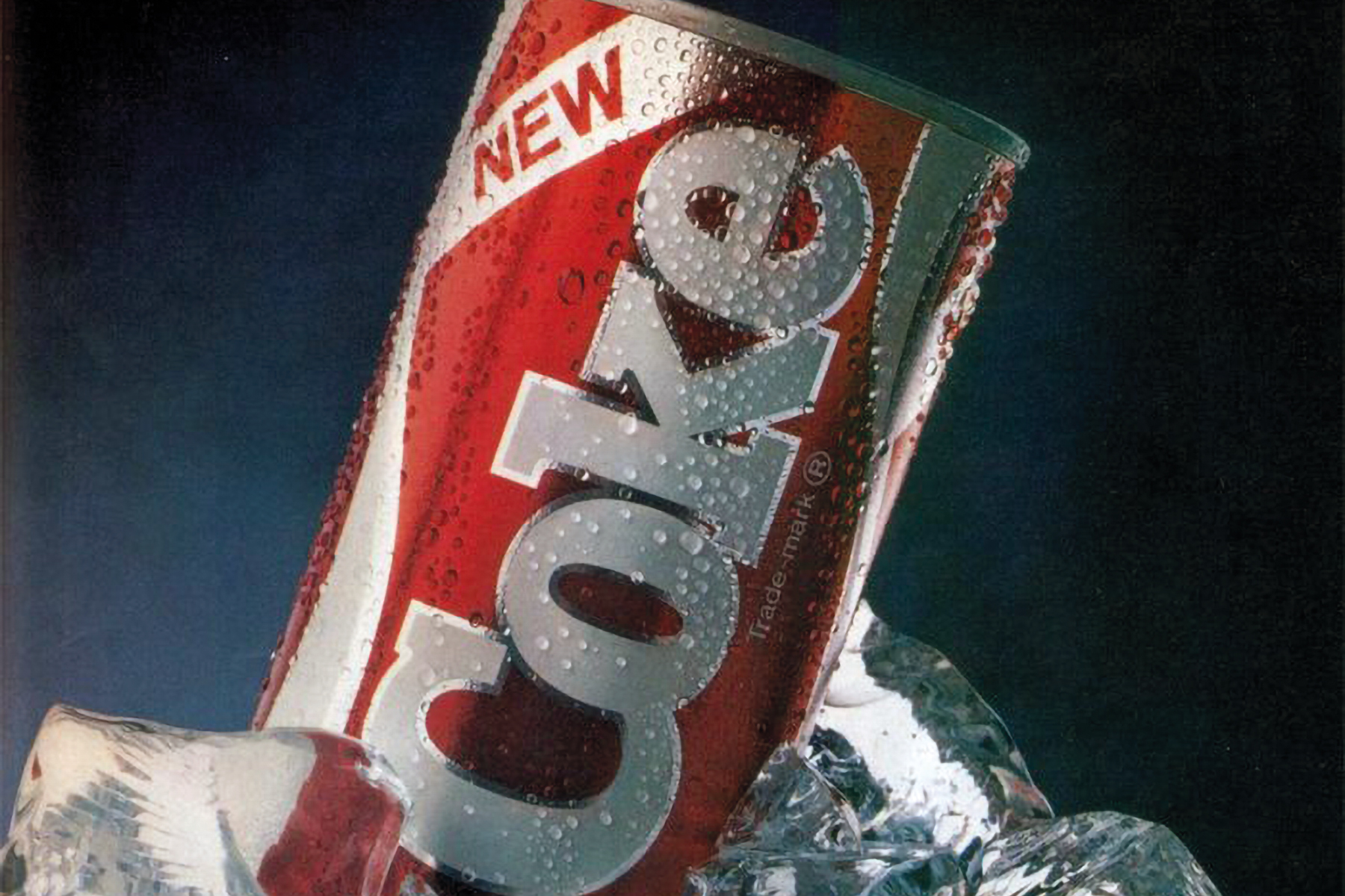 New Coke pops... 34 years later