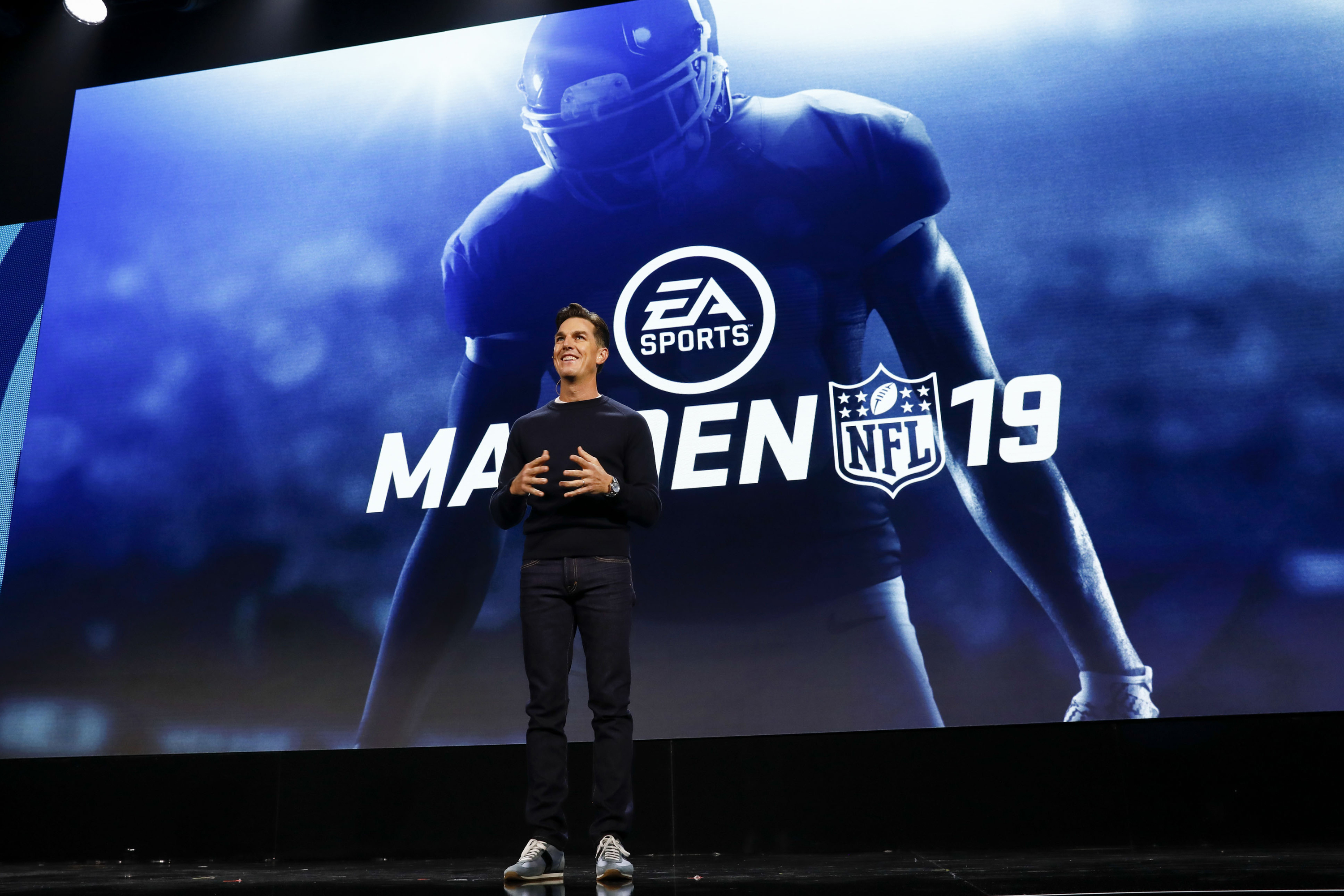 Electronic Arts sends media account to m/Six