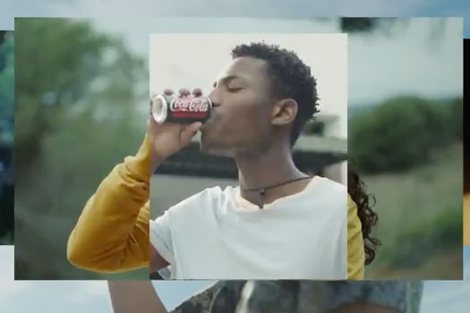 Watch the newest commercials on TV from Coke, Rakuten, McDonald's and more