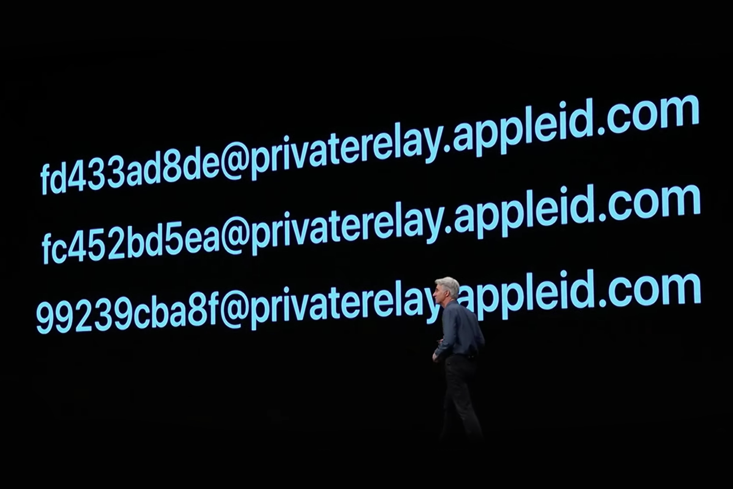 At WWDC, Apple says it will block marketers' access to email addresses