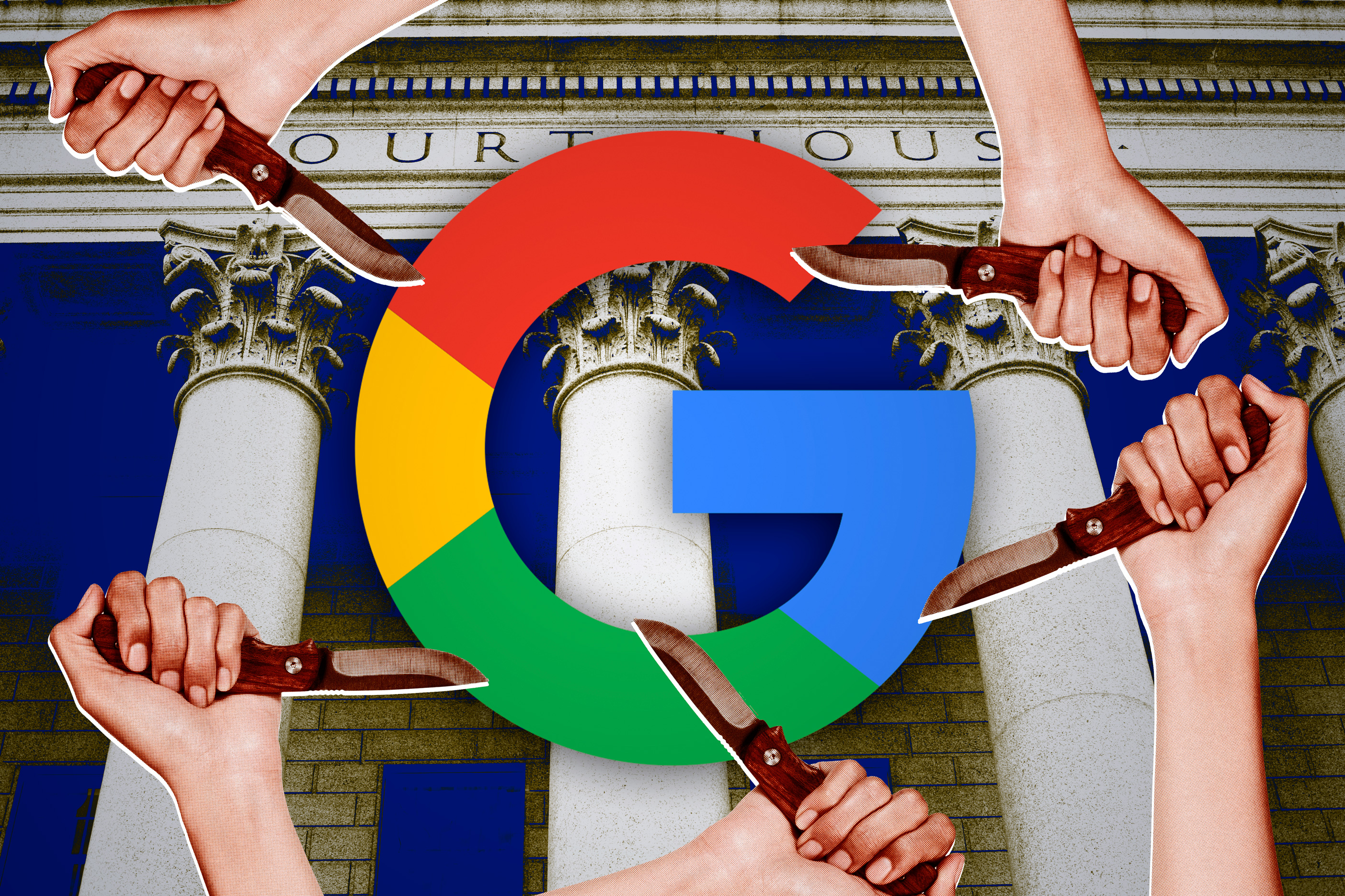 Google's enemies sharpen their knives as DOJ opens antitrust probe