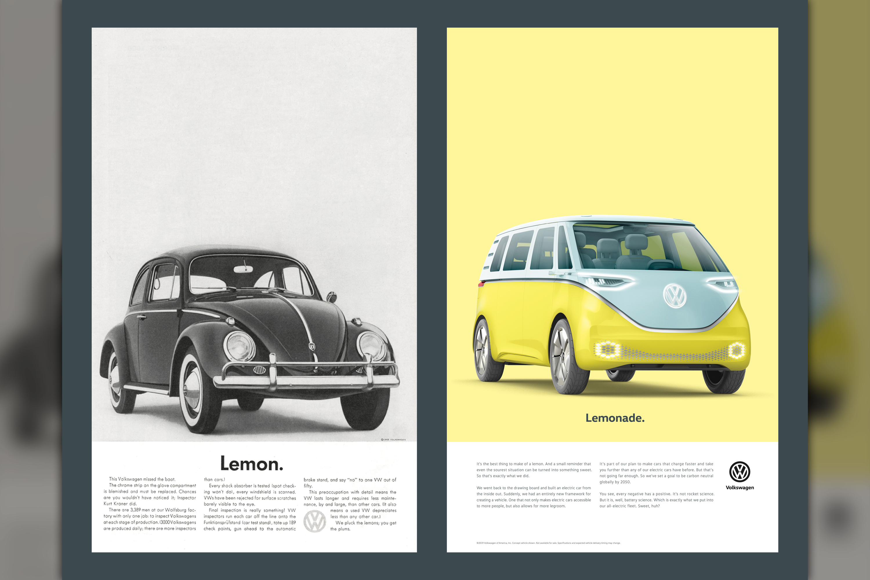 VW: Lemonade