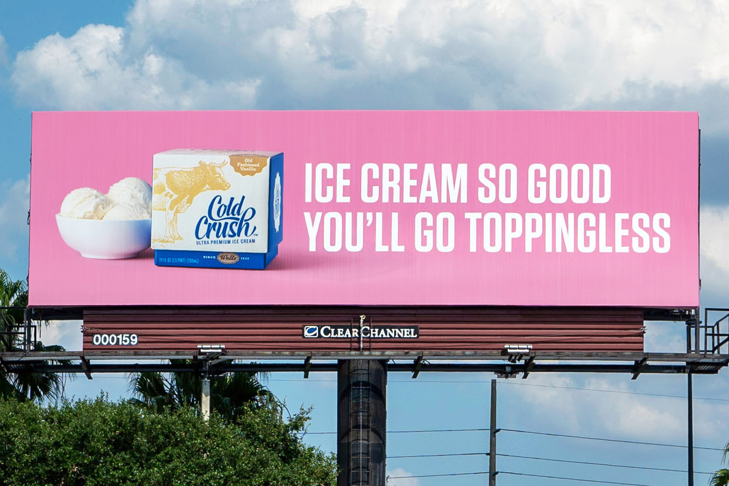 Agency Brief: the calm before the storm and ice cream gone wild