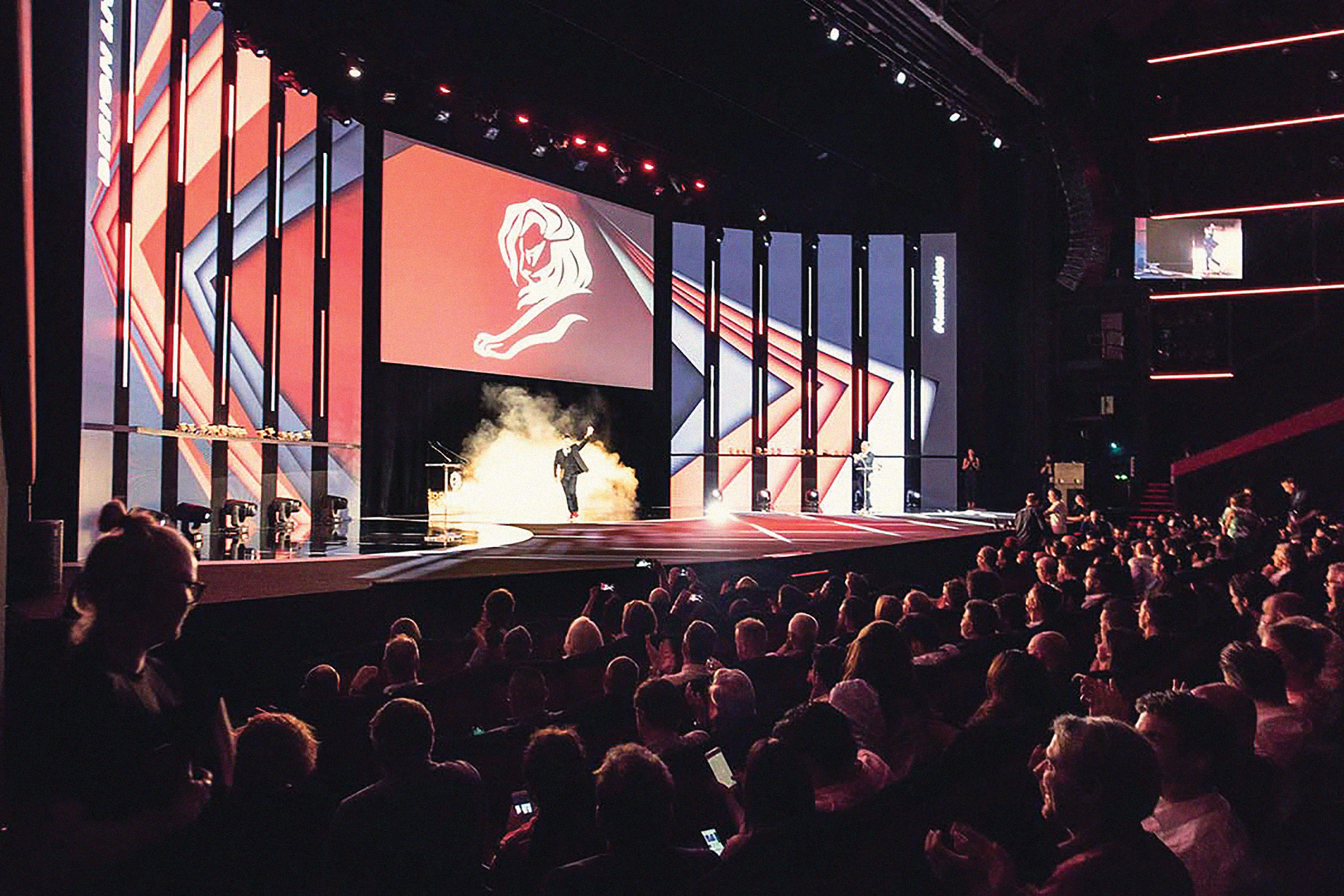 Cannes Lions celebrates and elevates creativity, which is one product of agency land that can never be commoditized or replicated. Nike, P&G, FCB,  W+K, Burger King.