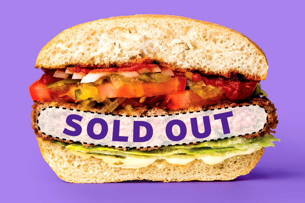 Impossible Burger shortages hit White Castle and Red Robin