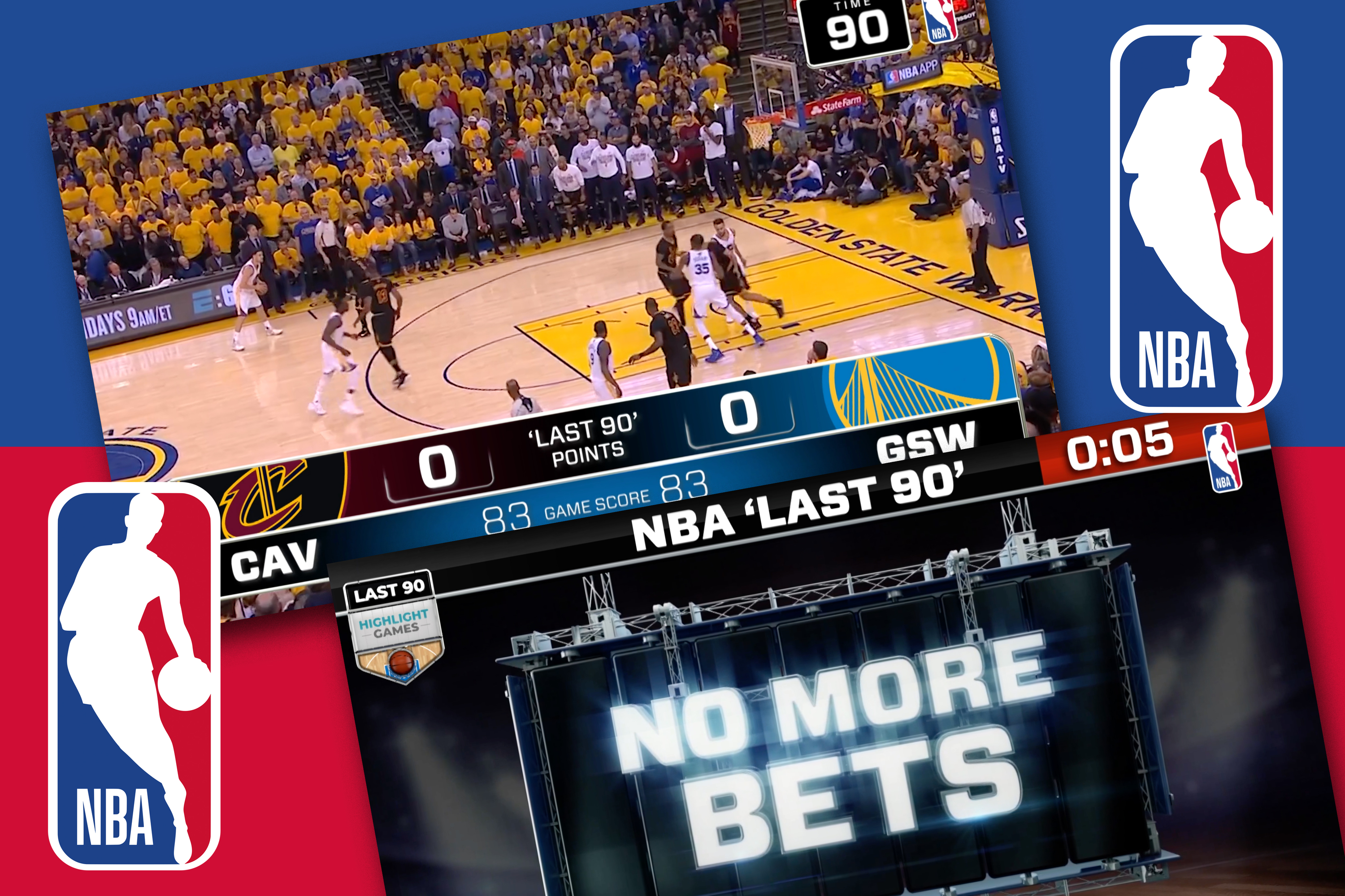 NBA Commissioner Adam Silver hopes fans will bet real money on fake games