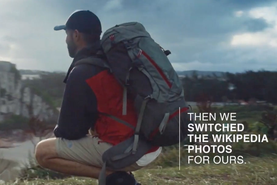 North Face Wikipedia stunt: unruly markets demand unruly marketing; Budweiser gets it right with 'Tagwords'