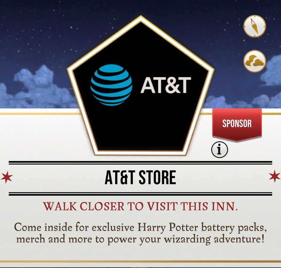 AT&T casts sponsorship spell over new 'Harry Potter: Wizards Unite
