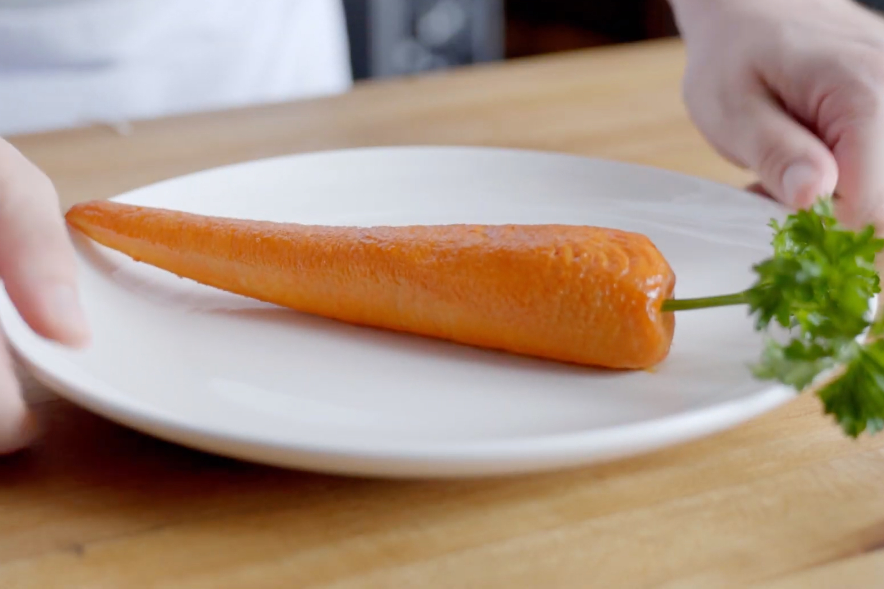 Arby's made a 'carrot' out of meat, and it's very on-brand: Thursday Wake-Up Call