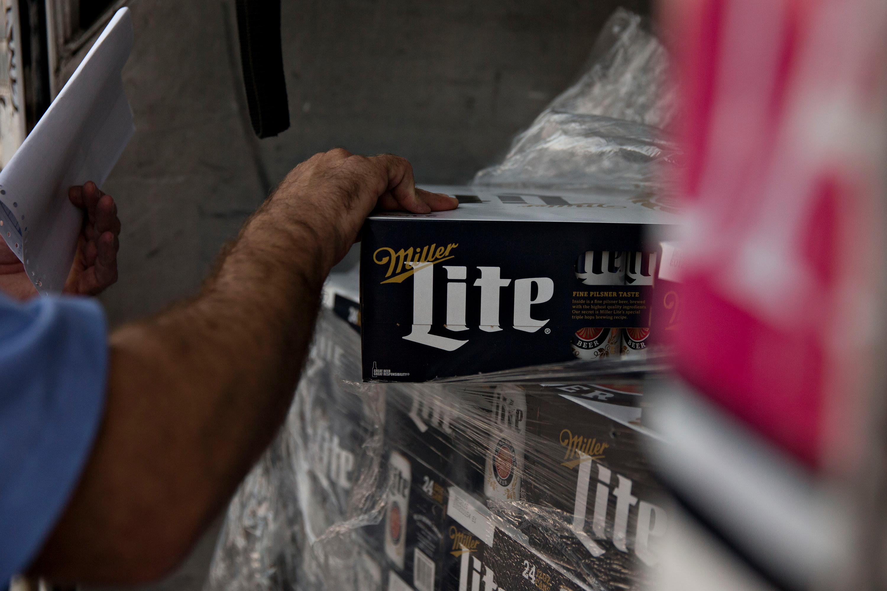 Miller Lite bet Bud on the World Cup and won