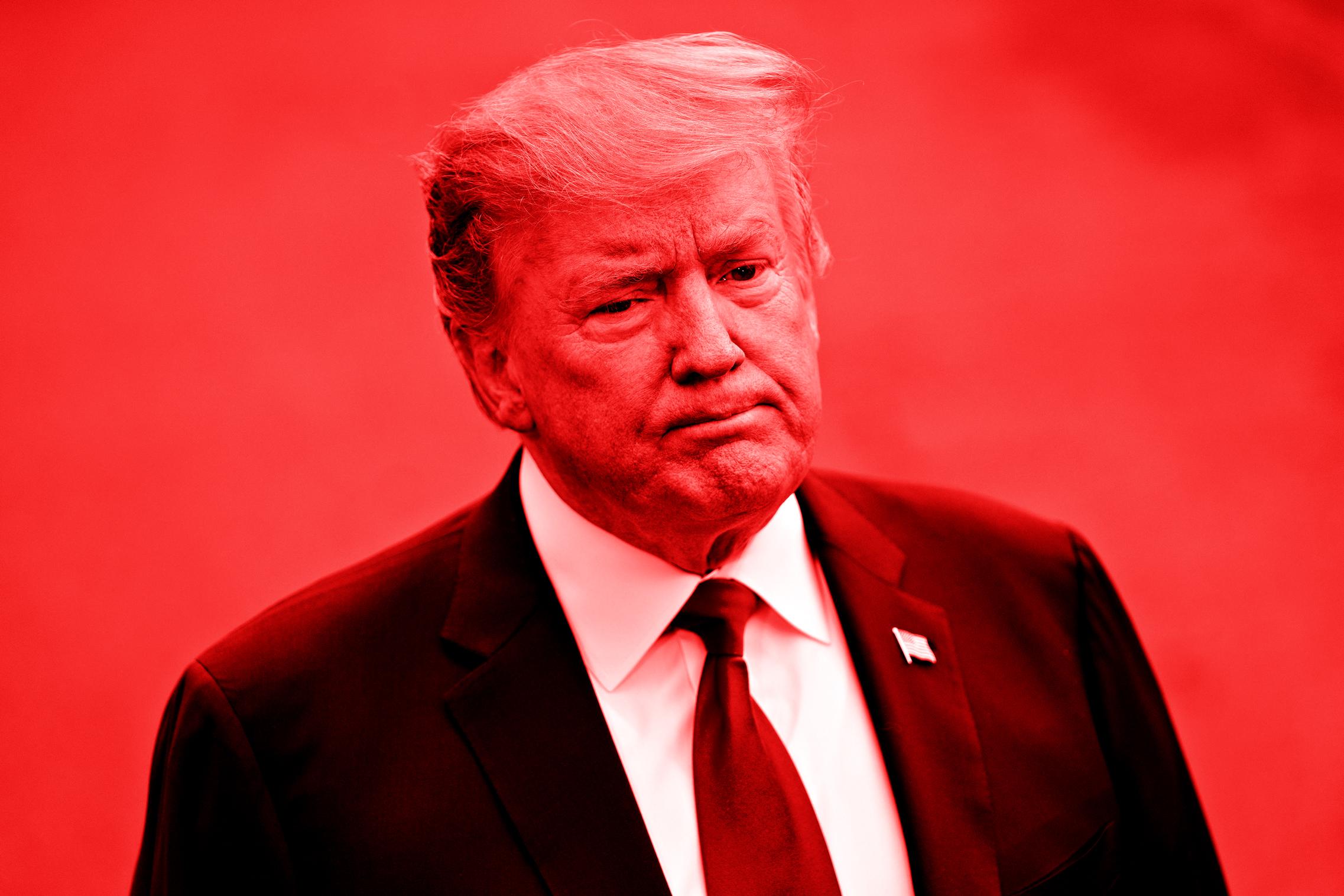 Trump slams Fox News (yes, Fox News)