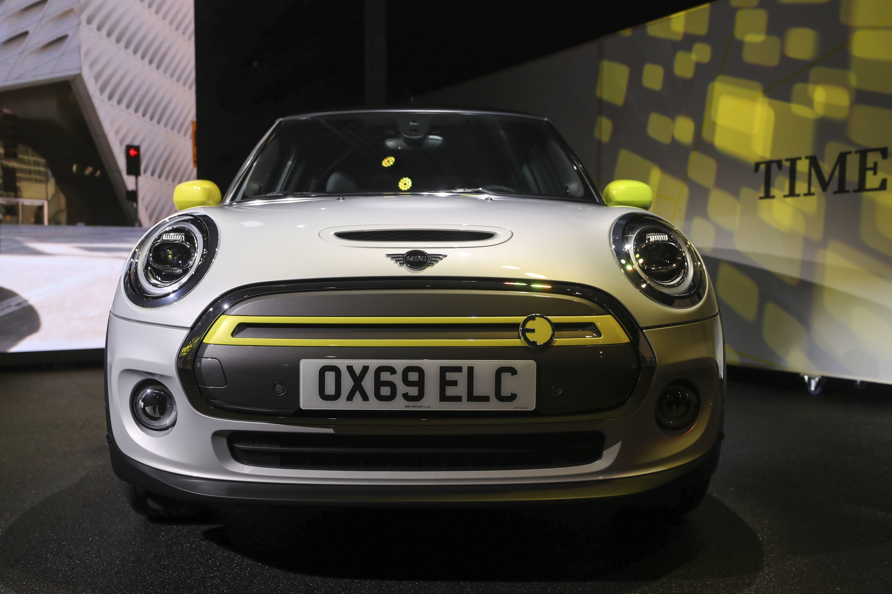 BMW takes on VW and Tesla with $36,400 electric Mini Cooper