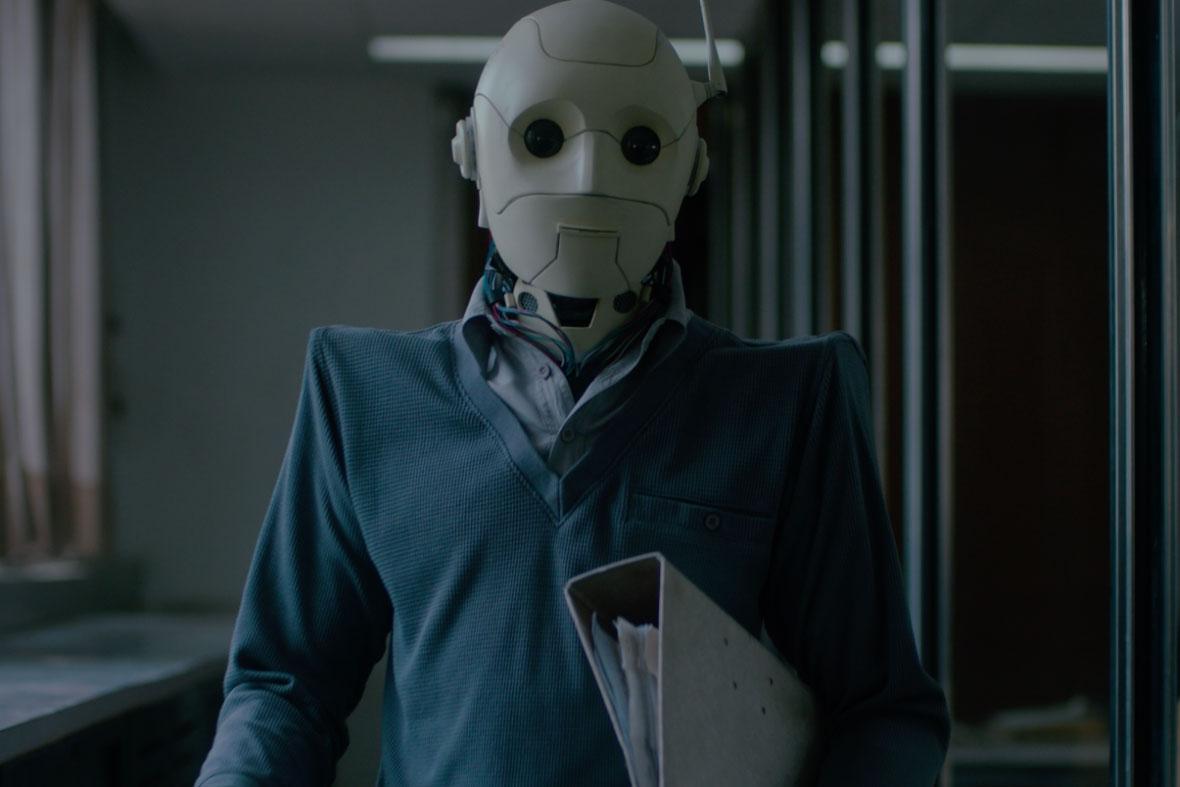 Cinemark and Hoyts: Robot