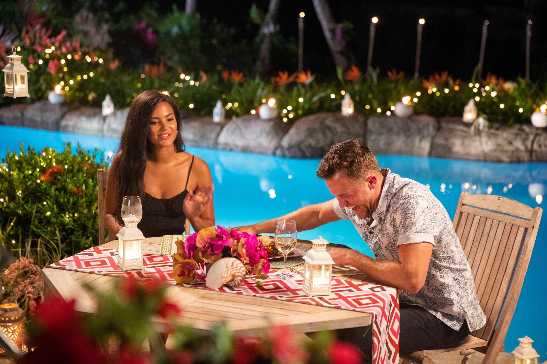 Love Island CBS Nielsen ratings summer TV sexy dumb people