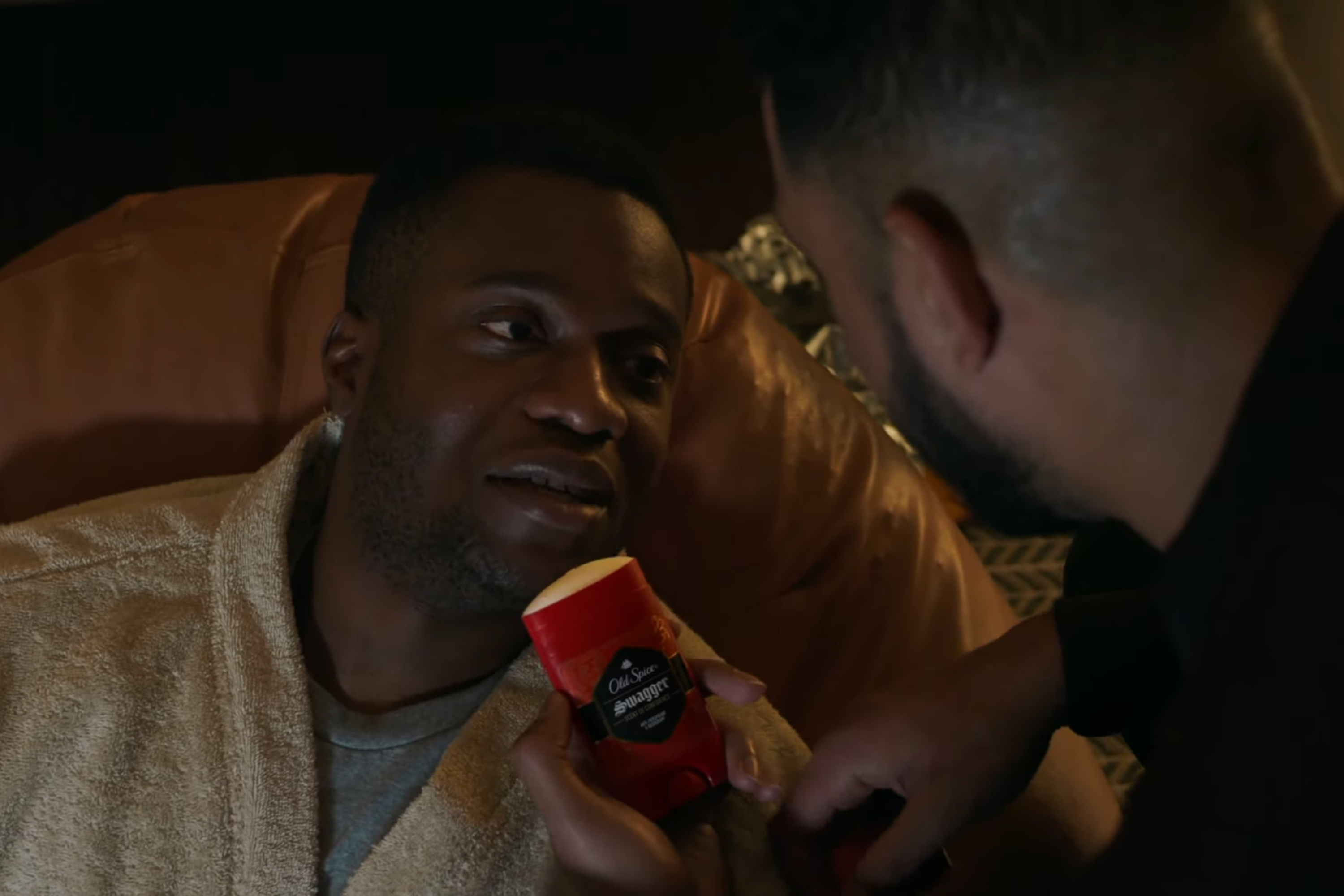 Old Spice: Never Let a Friend Lose his Swagger