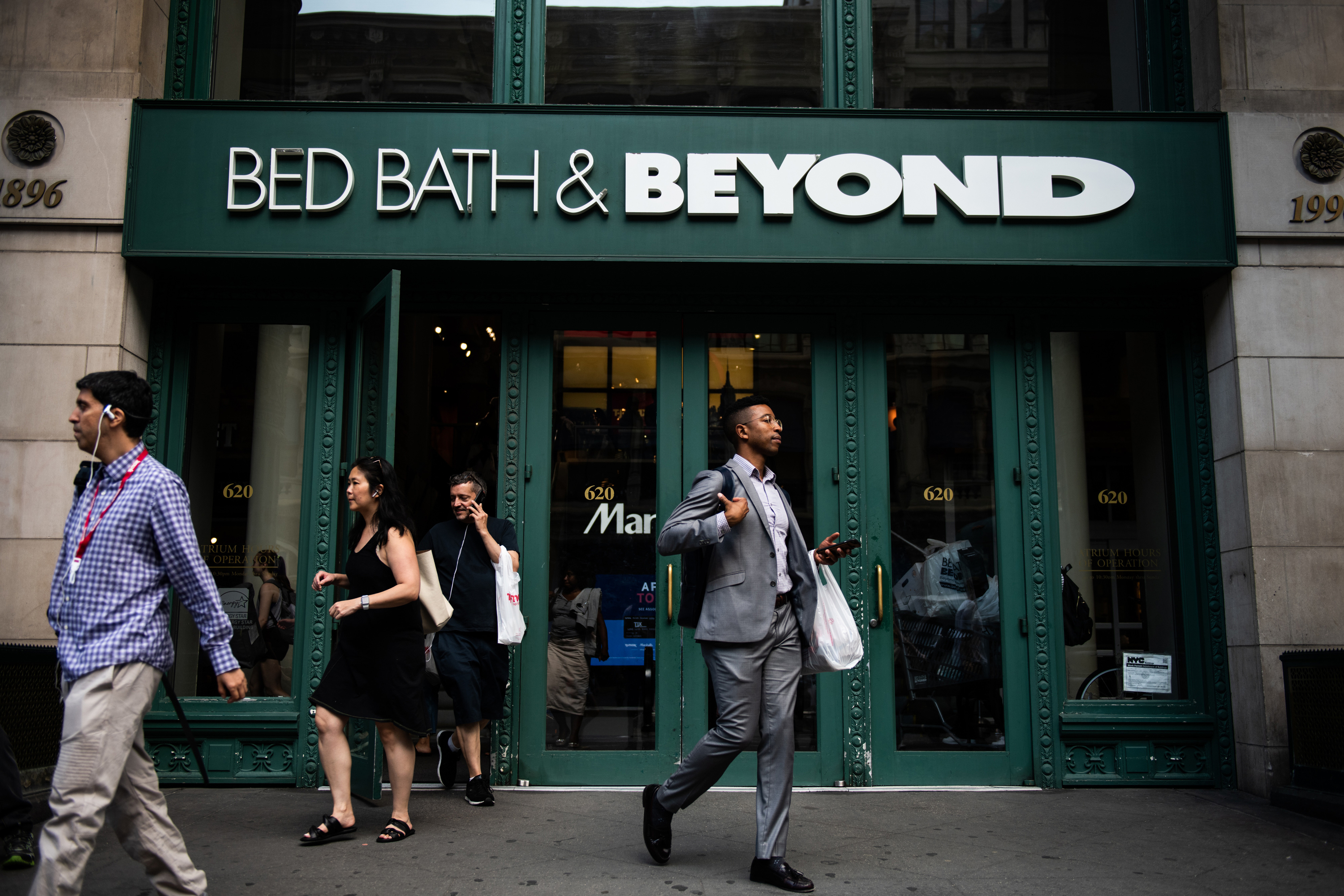 Bed Bath & Beyond begins creative and media agency review