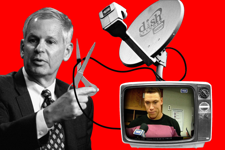 Dish Network Charlie Ergen Fox Sports RSNs