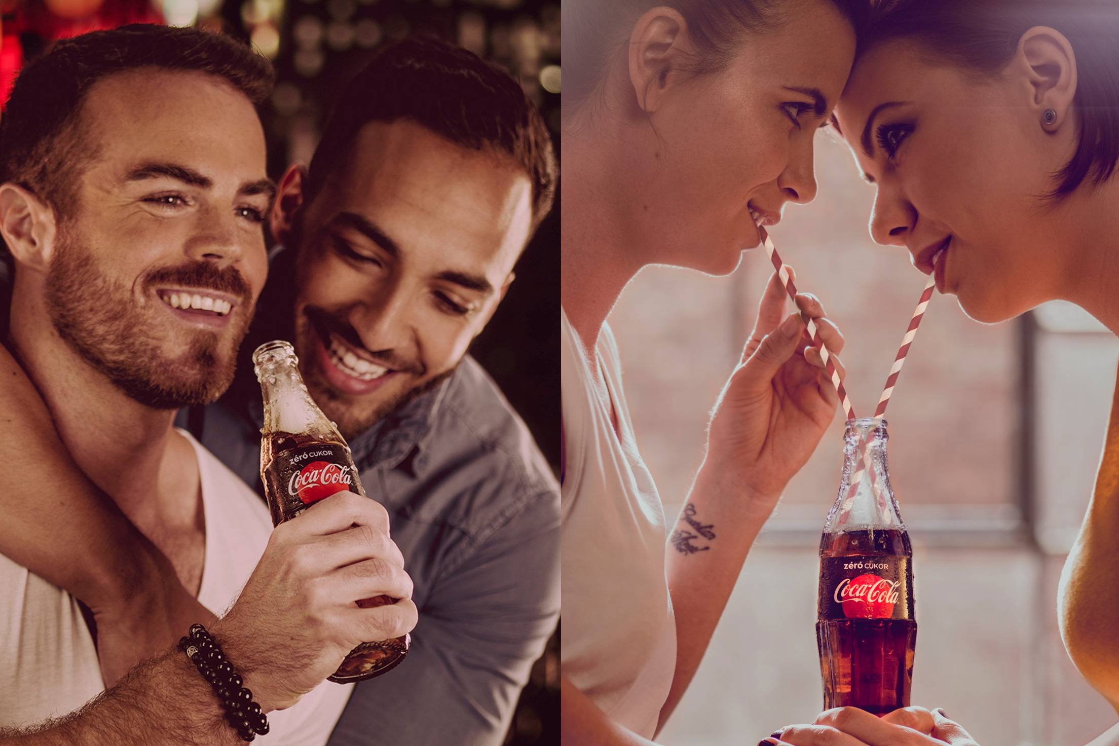 Coca-Cola's 'Equal Love' ads spark fury in Hungary
