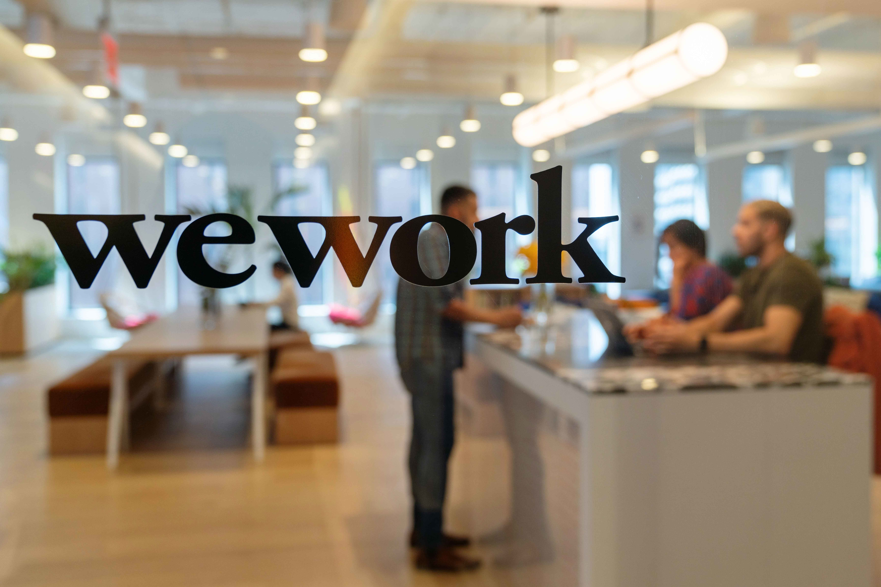 WeWork Ashton Kutcher Martin Scorsese Creator Awards NBC Universal television tv show pitch Uber IPO initial public offering Summer Camp Bloomberg