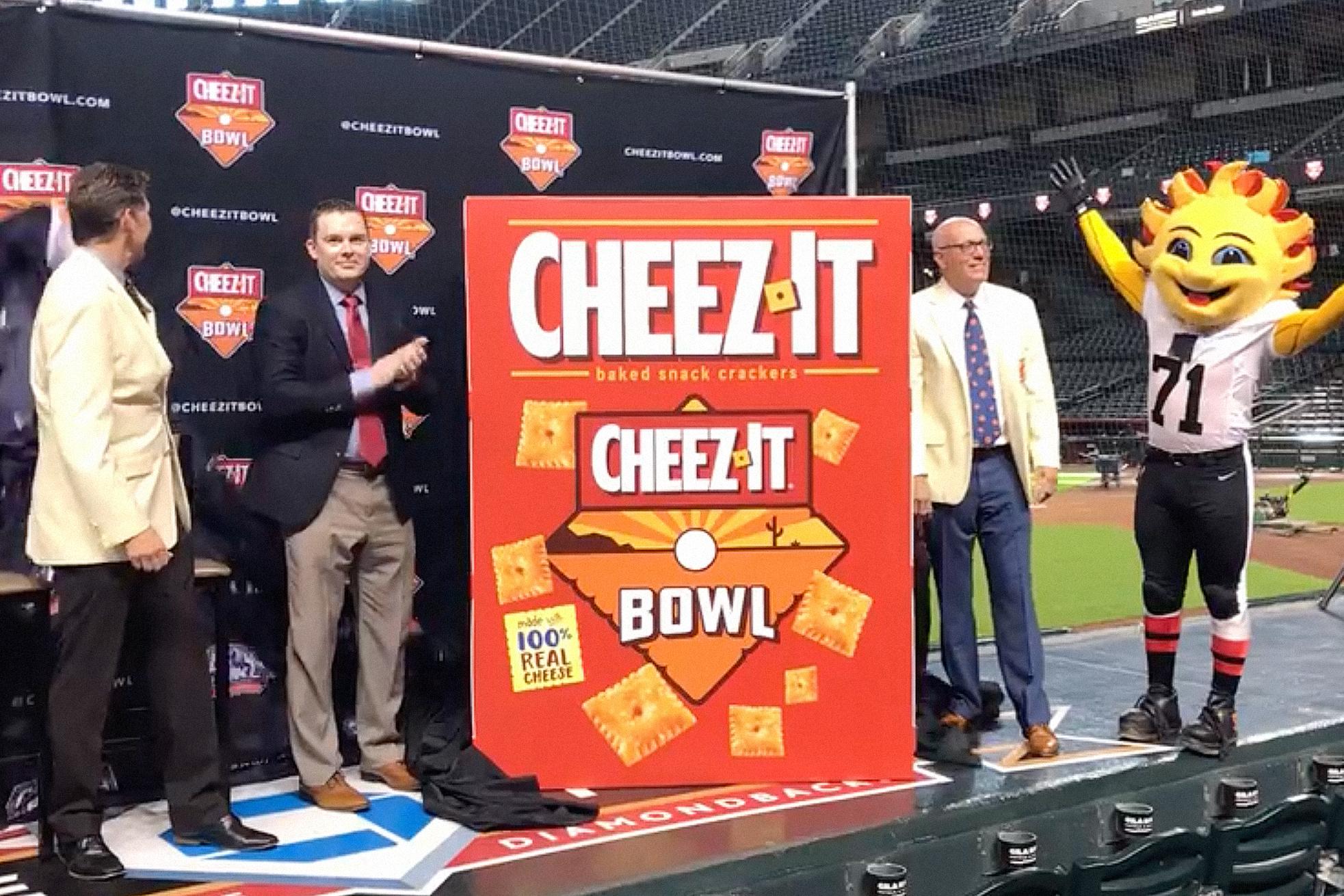 Cheez-It ESPN College Football Playoff Bowl Games Disney