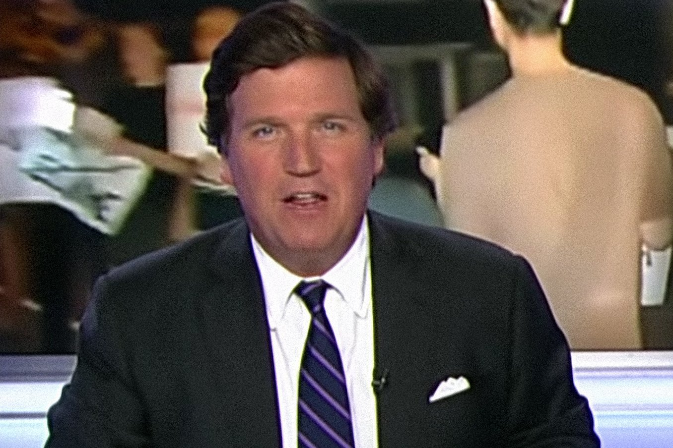 Tucker Carlson White Nationalist Fox News Channel