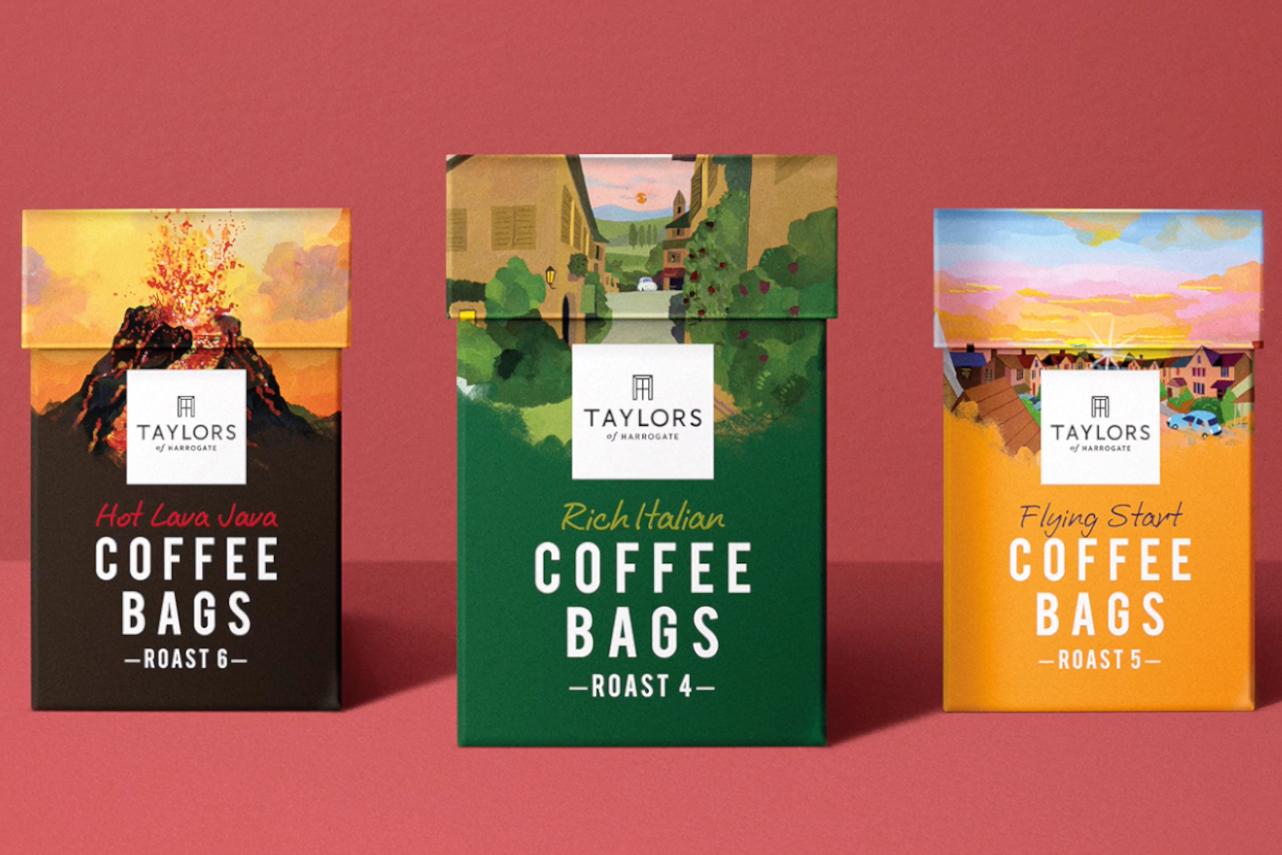 Taylors of Harrogate: Coffee Bags