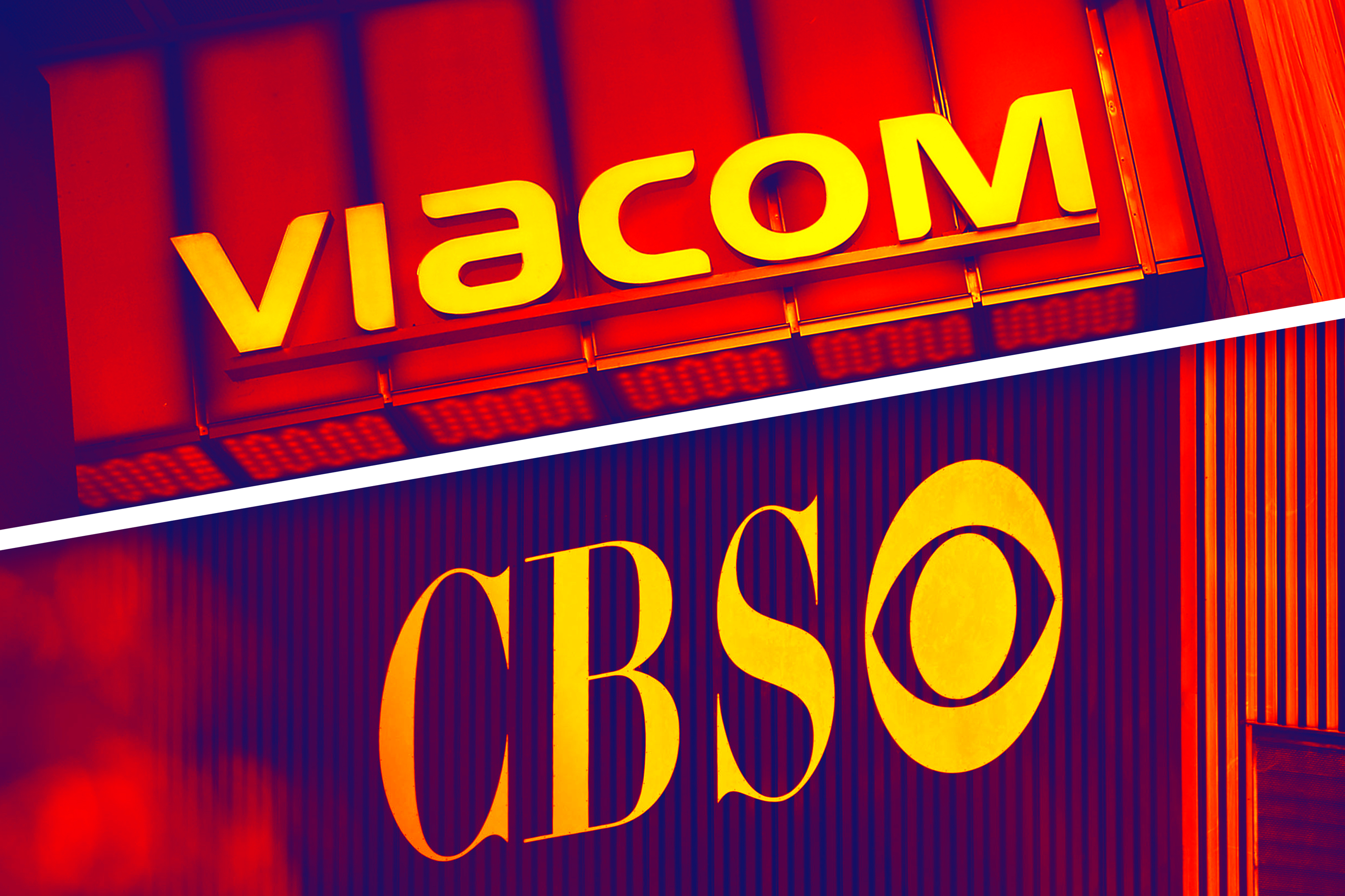 CBS and Viacom are reuniting, and the new name will be ViacomCBS