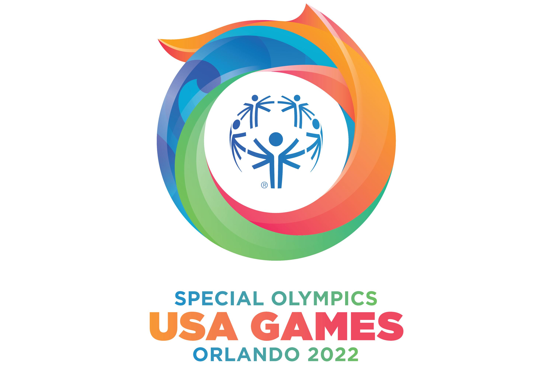 Special Olympics: 2022 logo