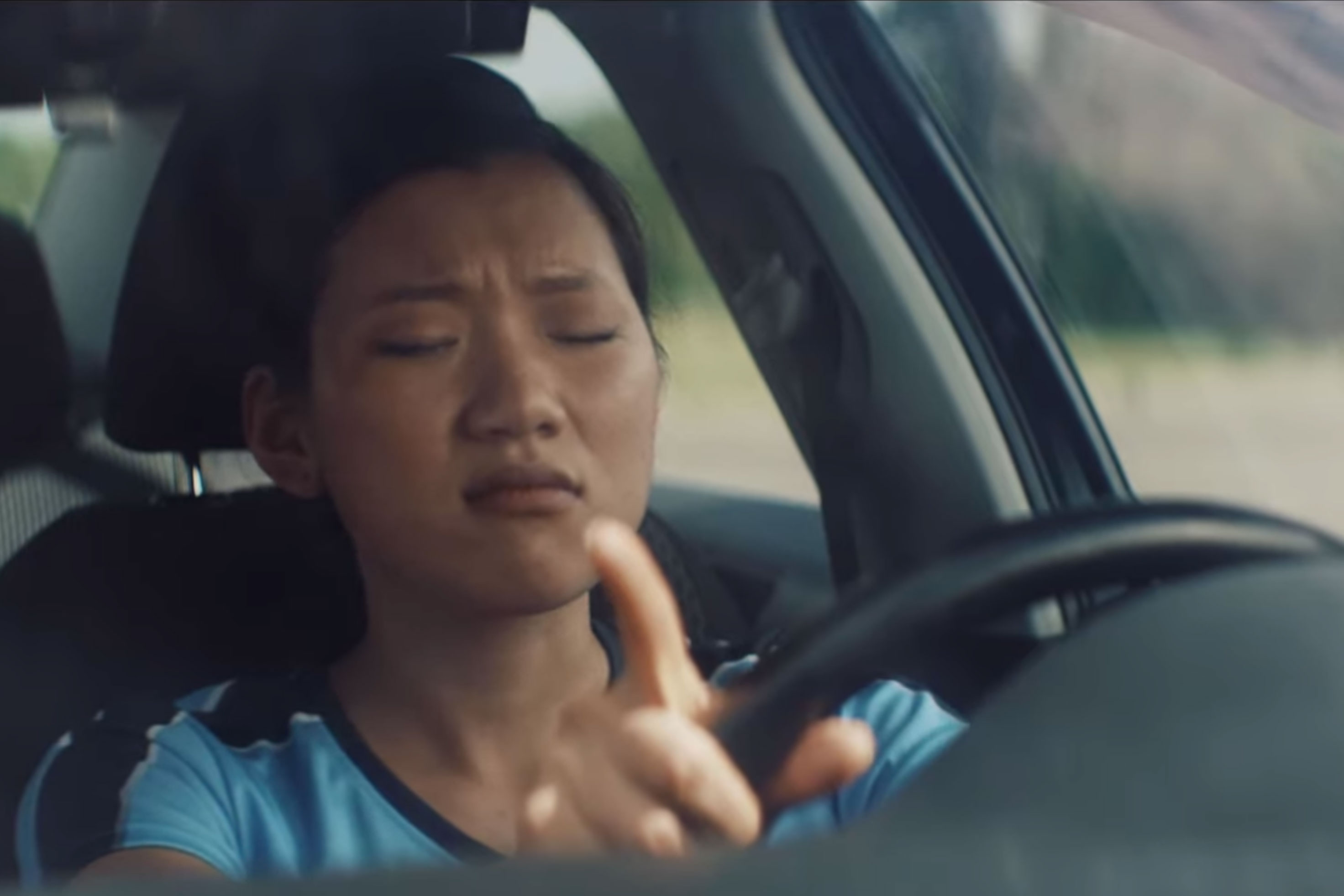 Spotify listeners put the outside world on hold until they finish their in-car solos