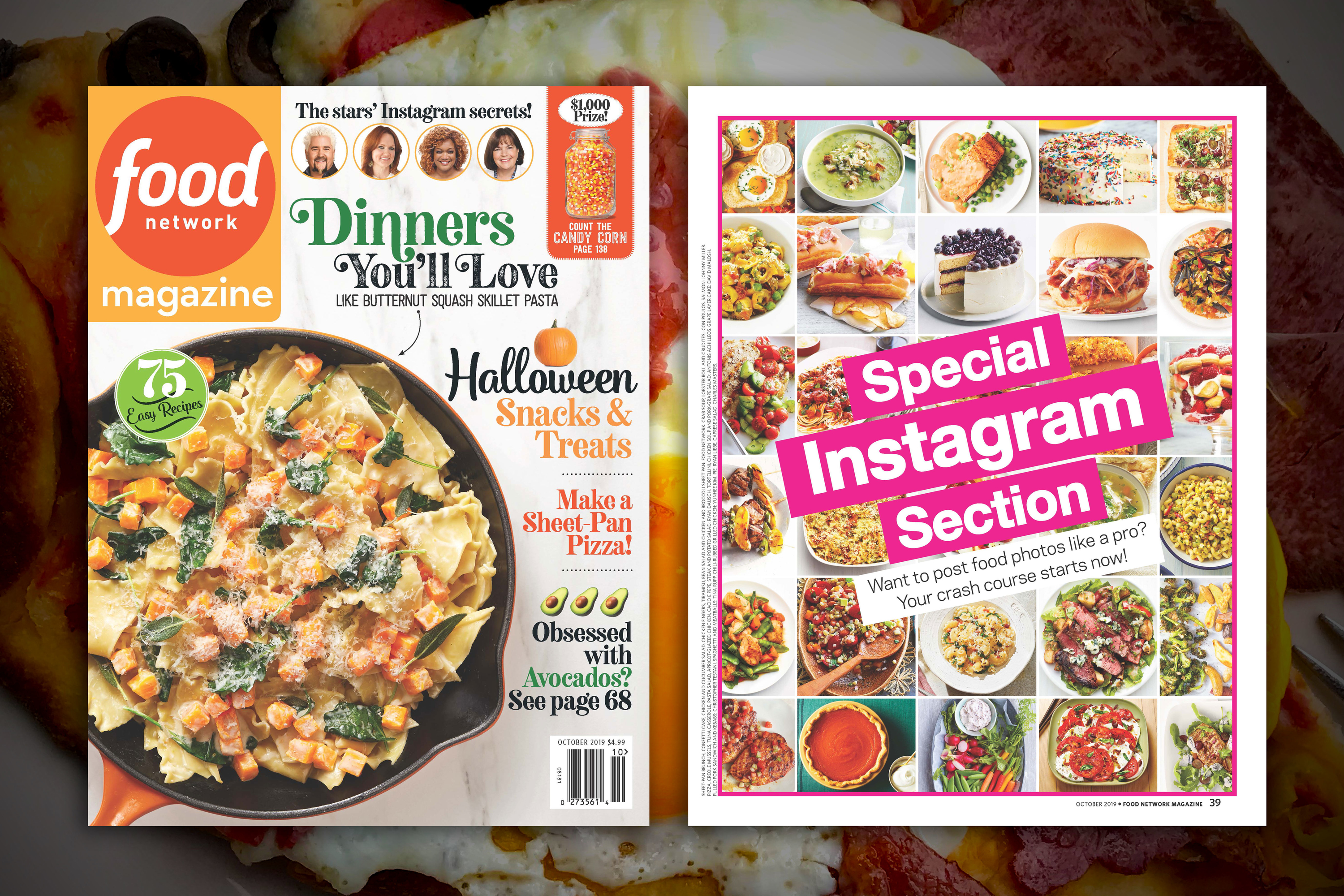 7 skeptical reactions to the ReVicery29 deal; how to improve your foodie Instagram game; what's next for publishers